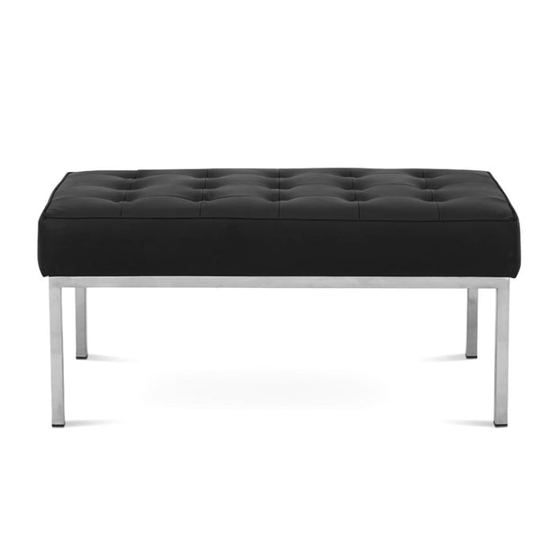 Knoll 2-Seater Bench | Reproduction Designer Furniture | M-Edition