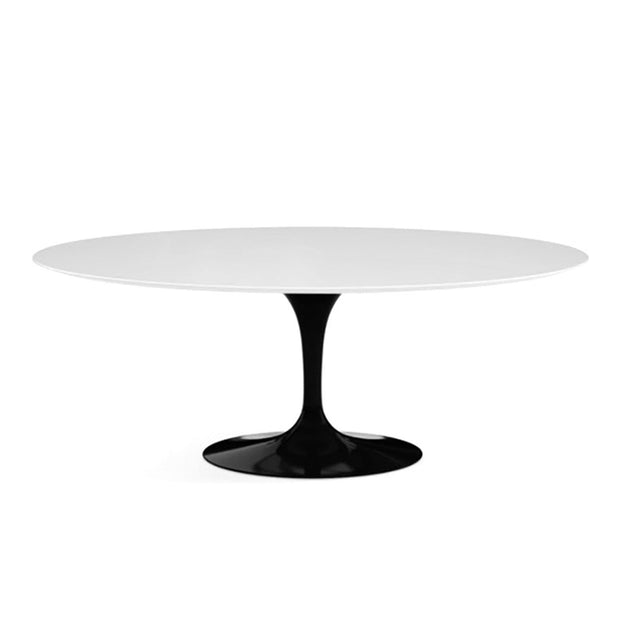 Oval Tulip Dining Table | Designer Furniture Replica | M-Edition