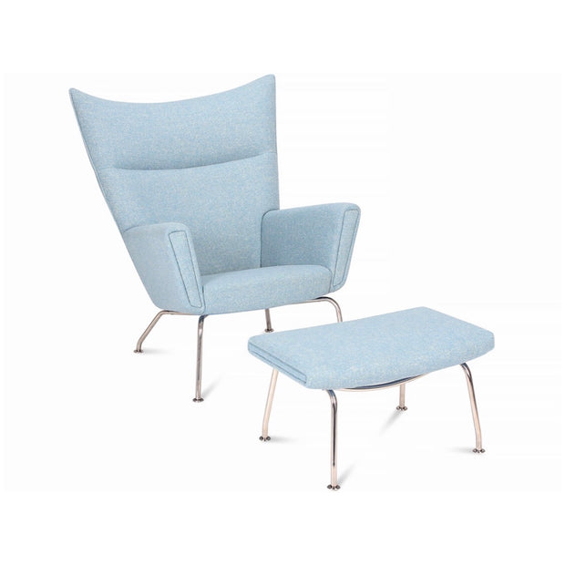CH445 Wing Chair | Hans J Wegner | Reproduction Designer Furniture | M-Edition