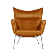 CH445 Wing Chair Leather | Reproduction Modern Furniture | M-Edition