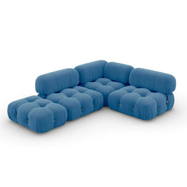 Camaleonda Corner Sofa Velvet | Replica Designer Furniture | M-Edition
