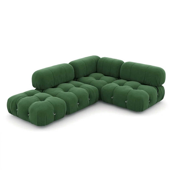 Camaleonda Corner Sofa Cashmere | Replica Designer Furniture | M-Edition