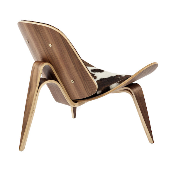 CH07 Shell Chair - Calfskin | Designer Furniture Replicas | M-Edition