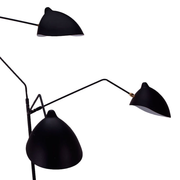 Three-Arm Floor Lamp | Designer Furniture Replicas | M-Edition