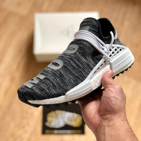 Adidas Pharrell Williams Human Race NMD Trail - Oreo