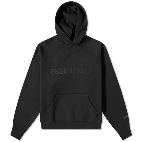 Fear Of God Essentials Hoodie - Black