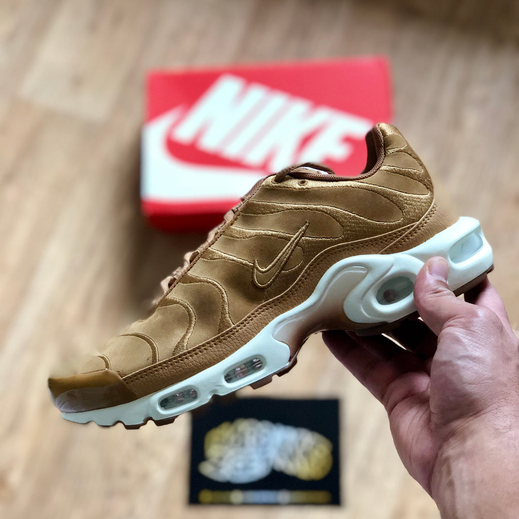 Nike Air Max Plus Wheat Release Date | SneakerFiles