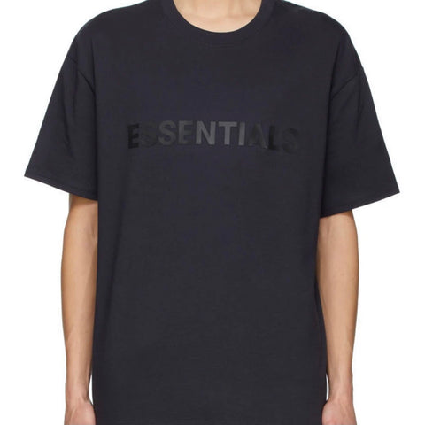 Fear Of God Essentials Tee - Dark Navy (Store Exclusive)