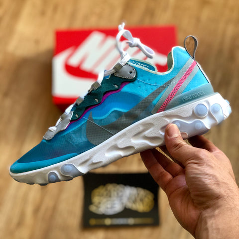 Nike React Element 87 - Royal Tint