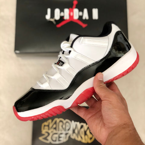 Air Jordan 11 Low - Concord/Bred