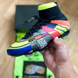 "Nike Mercurial Superfly Special Edition ""What The Mercurial"" Firm Ground Boots"