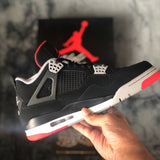 Air Jordan 4 Retro - Bred (2019)