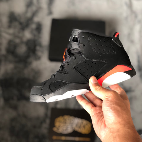 Air Jordan 6 Retro (Pre school) - Infrared 23