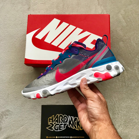 Nike React Element 87 - Red Orbit (Asia Exclusive)