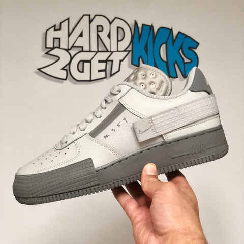 Nike N.354 Air Force 1 Type - Grey Fog