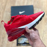 Nike Air Max 270 ID - University Red/White