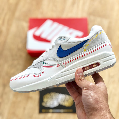 Nike Air Max 1 Pompidou - By Day