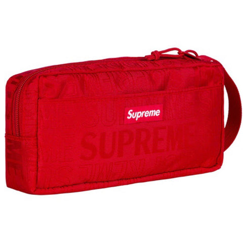 Supreme Organiser Pouch - Red