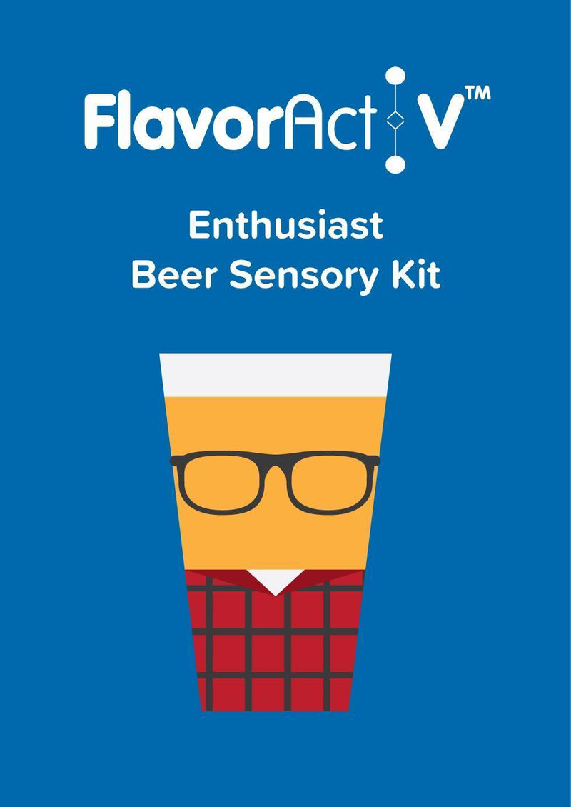 Enthusiast Brewer Sensory Kit (preorder only)