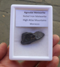 Load image into Gallery viewer, 26g Agoudal (Imilchil) Nickel-Iron Meteorite