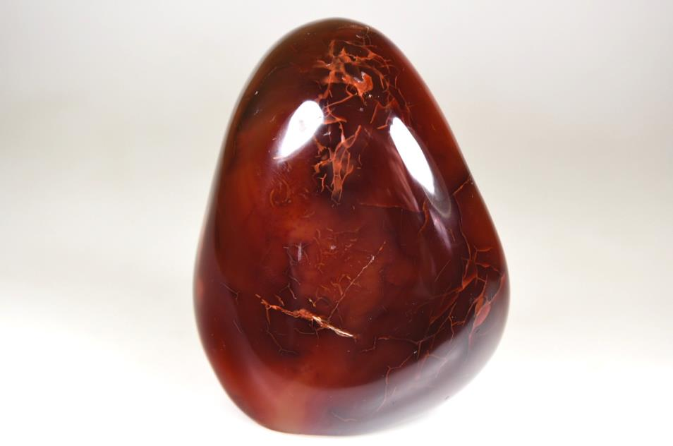 Polished Carnelian Freeform | Earthfound.co.uk
