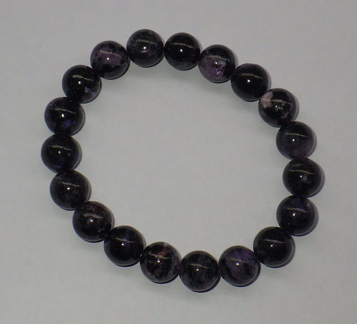Charoite Gemstone Bracelet | Earthfound.co.uk