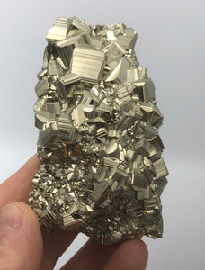 Bright Iron Pyrite From Peru | Earthfound.co.uk