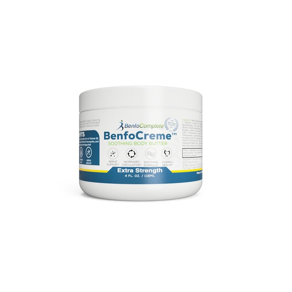 BenfoComplete™ Extra Strength BenfoCreme™ 4 oz. - Select Discount Option - BenfoComplete