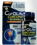 CurQLife with Boswellia® - anti-inflammatory. For long-term Joint Health and Lubrication - BenfoComplete