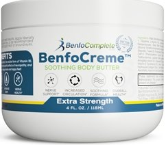 (India) Wholesale Extra Strength BenfoCreme™ 4 oz. - 6 Jars of BenfoCreme - BenfoComplete