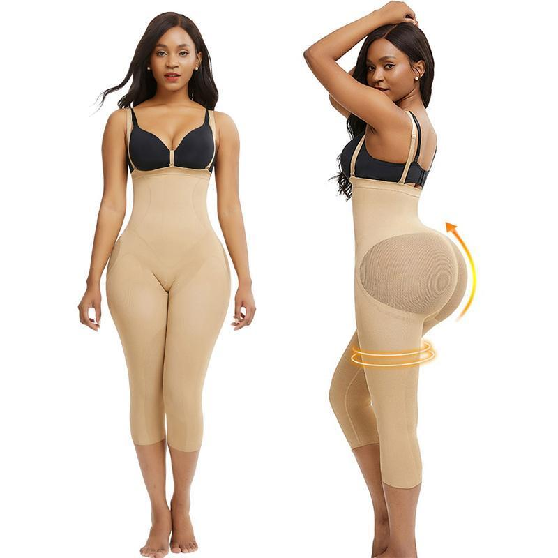 Women's seamless breathable corset bodysuit Coshaper
