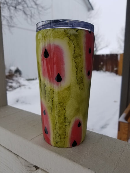 Handpainted Watermelon
