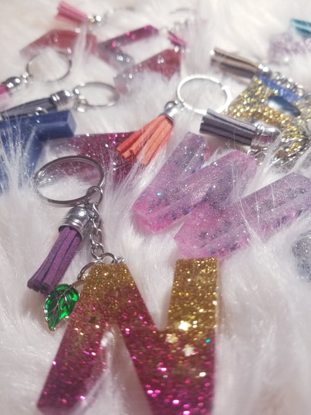 Keychain - Letters
