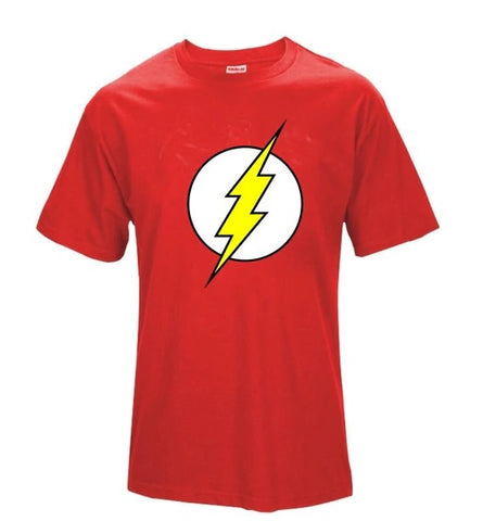 Marvel Hero The Flash T Shirt