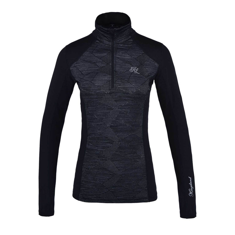 KINGSLAND ZIPPER TRAINING SHIRT