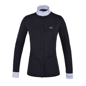 KINGSLAND LONGSLEEVE SHOW SHIRT KIVA MINI CHECK
