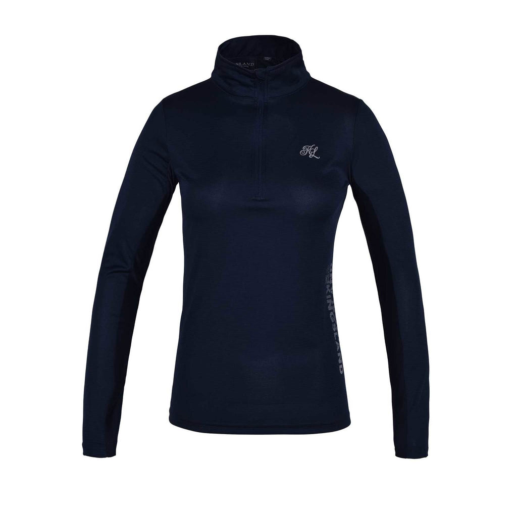 KINGSLAND 1/4 ZIP TRAINING SHIRT ALETHA
