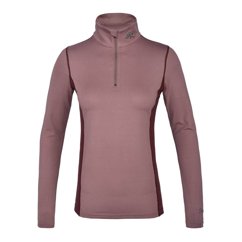 KL 1/4 ZIP TRAINING SHIRT ANTHA