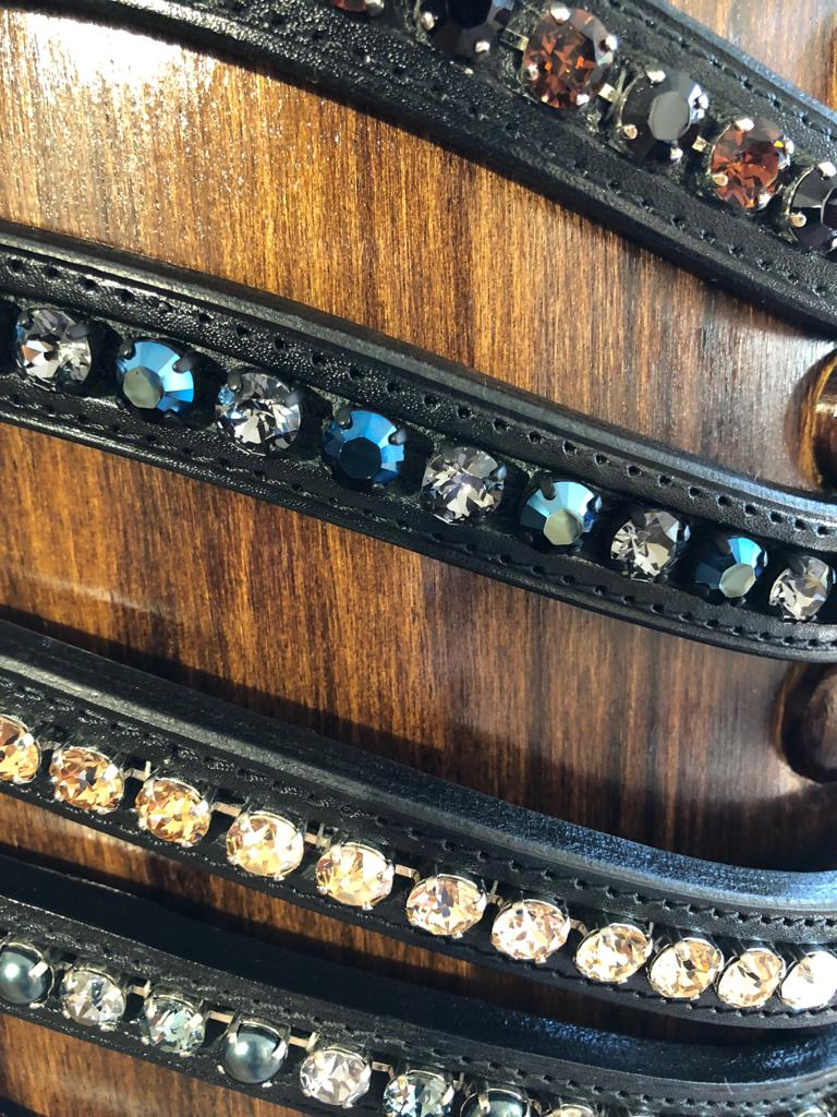 Otto Schumacher Browband Options
