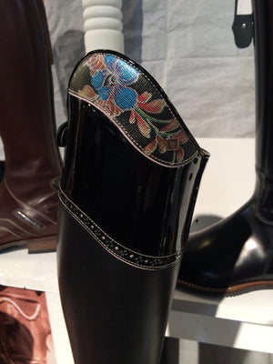Deniro Boots Custom Top