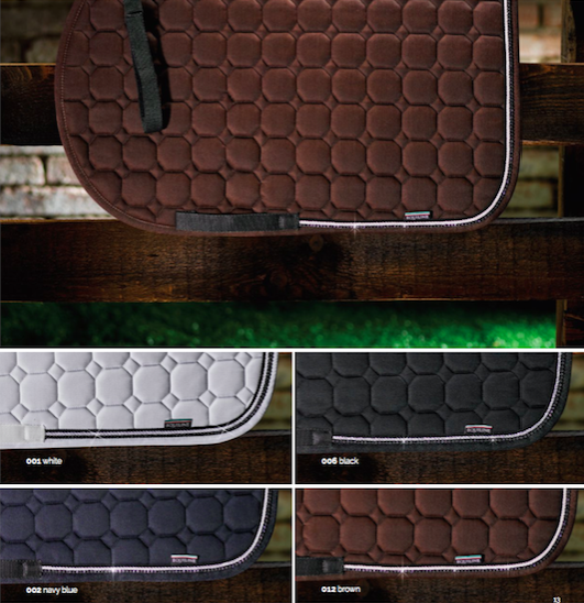 Equiline Rio Bling Saddle Pad