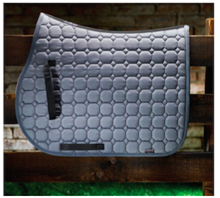 Equiline Octagon Customizable Saddle Pad