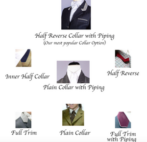 FLYING CHANGES COLLARS
