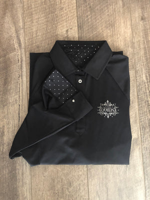 EQUILINE FLAMINGO LS POLO