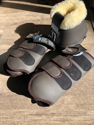 Eskadron Bell Boots Pikosoft With Fur