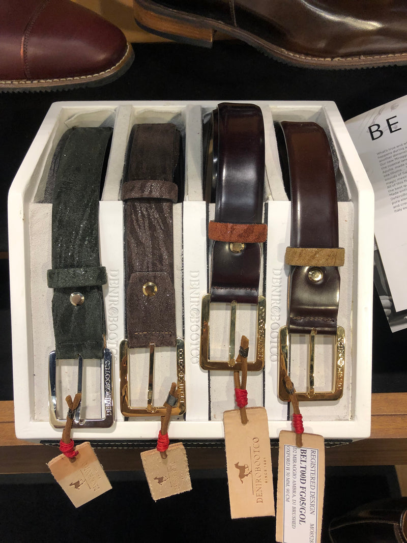 DENIRO BELTS