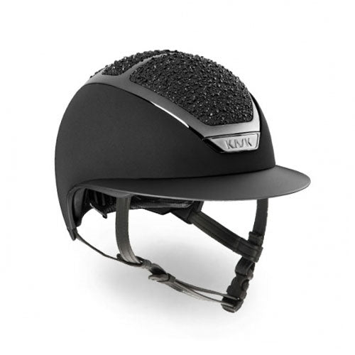 KASK LADY SWAROVSKI ROCKS