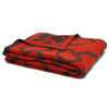 EQUESTRIAN REVERSIBLE BIT THROW