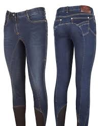 EQUILINE DENIM BREECH
