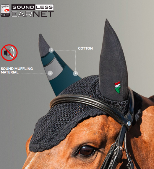 Equiline Soundproof Ear Bonnet